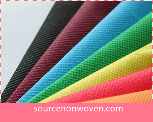 100% Polyester Spunbond Nonwoven Fabic from China