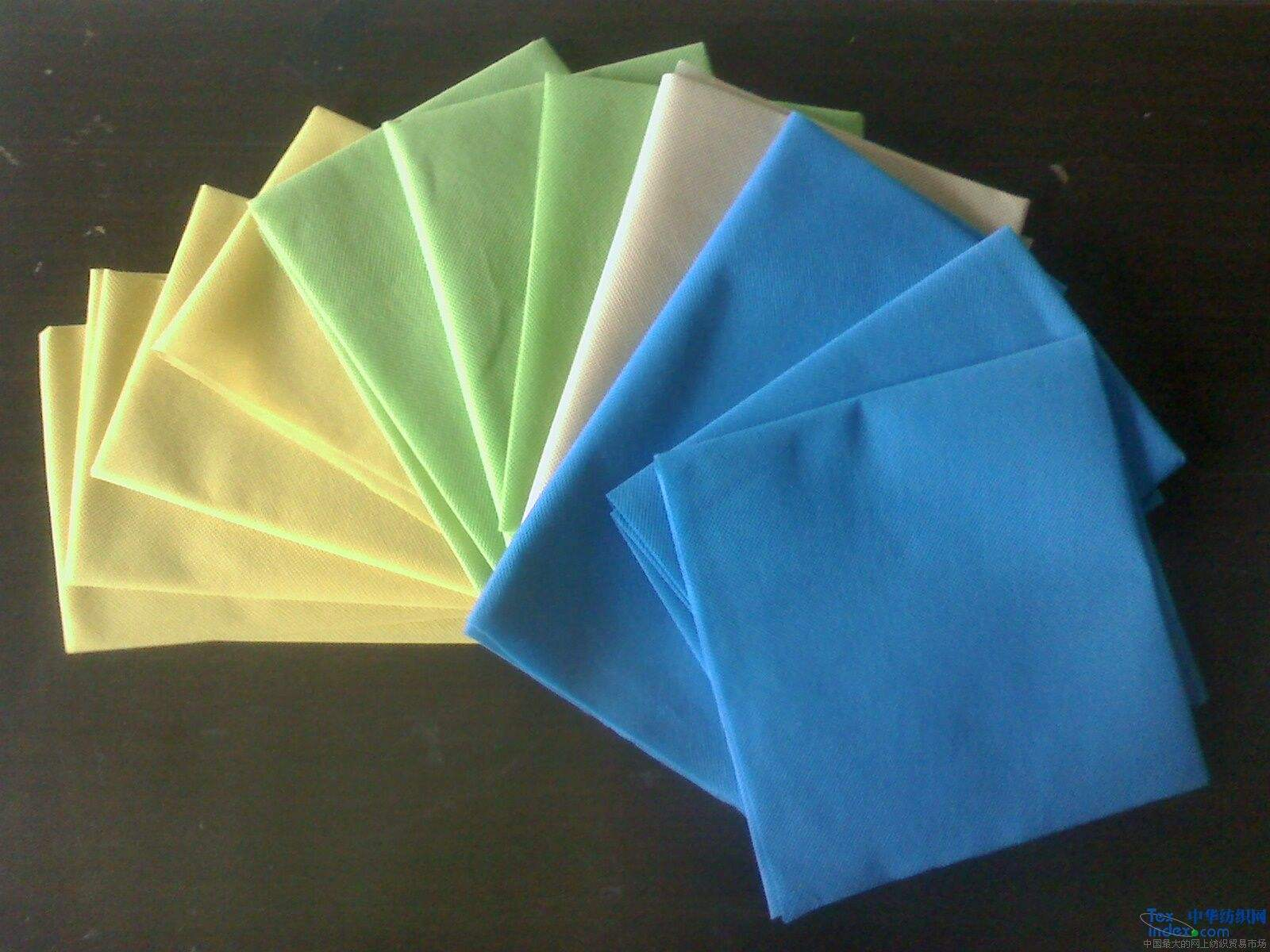 100 Polyester Spunbond Nonwoven Fabic From China