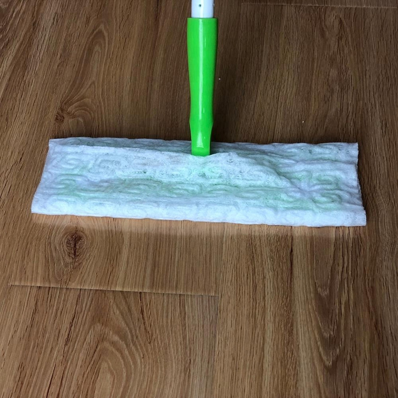 Sweeper Refills Non Woven Disposable Floor Wipes Cloths