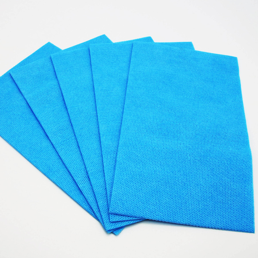1/4 Folded Anti-bac Wipes Cloth